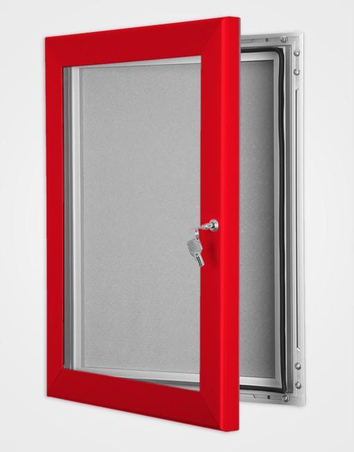 External Key Lock Noticeboard