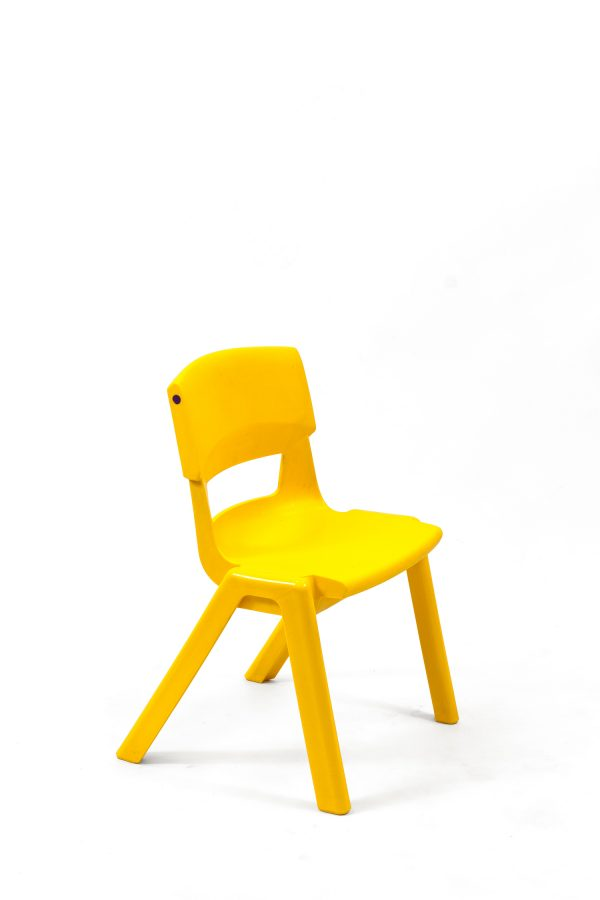 Postura + EN2 Chair Sun Yellow