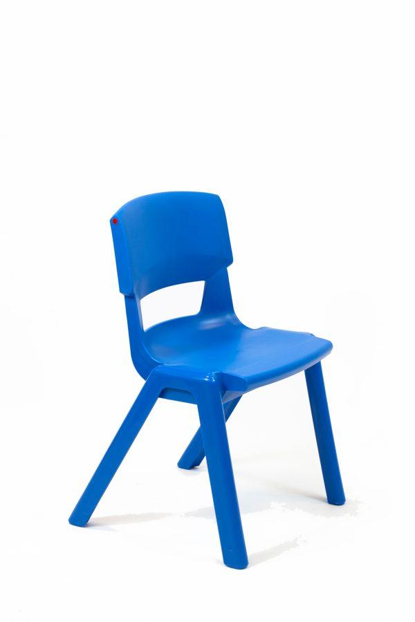 Postura + EN4 Chair Ink Blue