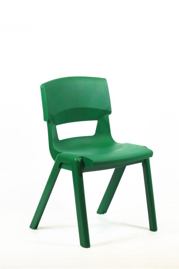 Postura + EN5 Chair Forest Green