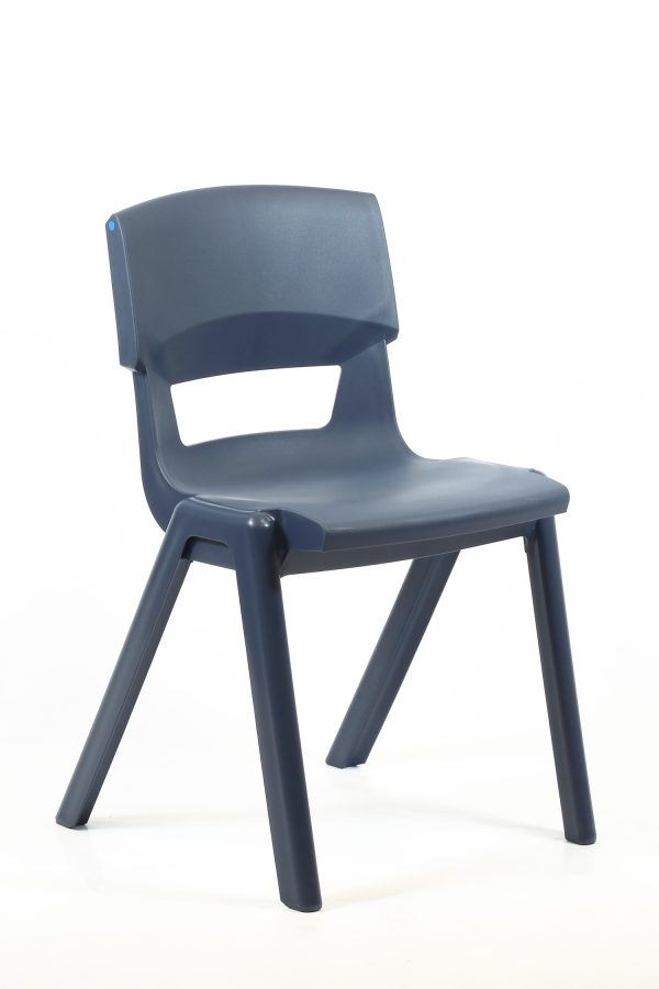 Postura + EN6 Chair Slate Grey